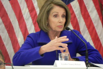 While Troops Pay The Price For Government Shutdown, Pelosi Takes Dems Out To Exclusive Dinner Party