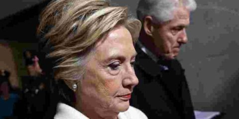 CFO of Clinton Foundation Turns Government Informant
