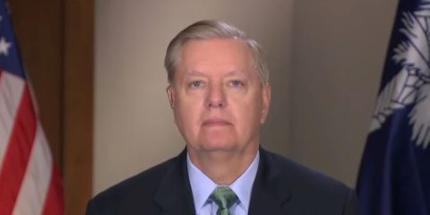 Lindsey Graham Says It's 'Political Suicide' For Pelosi to Attempt to Impeach President Trump
