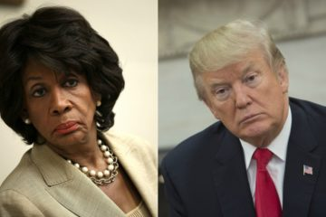 Maxine Waters Goes Off