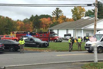 Gunman Walks into New Hampshire Church