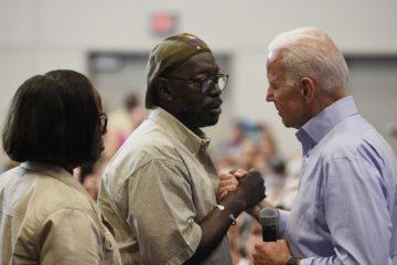 Joe Biden at Delaware State University