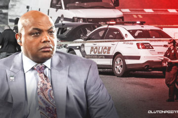 charles barkley defunding the police