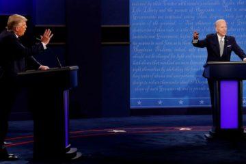 virtual presidential debate